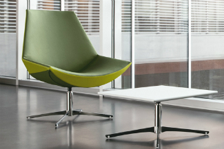 Visitor Modula Systems and Lounge Seating
